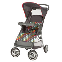 Dorel Juvenile Lift & Stroll™ Convenience Stroller - Rainbow Dots