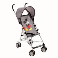 Dorel Juvenile Umbrella Stroller with Canopy - I Heart Mickey