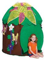 Bazoongi Kids Woodland Fairy Hut Playhouse