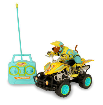 NKOK R/C Scooby Doo ATV Rider