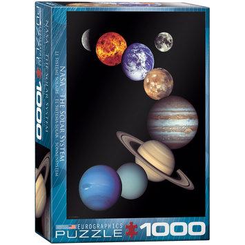 EuroGraphics Nasa Solar System (1000 pc)