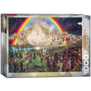 Gift Item Blessed Hope 1000 Piece Puzzle