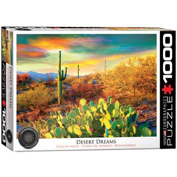 EuroGraphics 6000-0690 Desert Colors 1000-Piece Puzzle