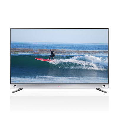 Rje Trade International, Inc. LG Reconditioned 65 In. 4K Ultra HD 240Hz 3D Smart LED TV W WIFI-65LA9650(Comes W/ 2 Pairs 3D Glasses)