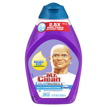 Mr. Clean(R) Liquid Muscle Cleaner, Lavender Scent, 30 Oz.