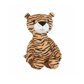 Lambs & Ivy Baby League Plush Tiger - BEDTIME ORIGINALS/LAMBS & IVY