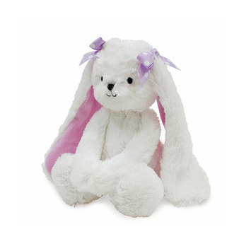 Lambs & Ivy Lavender Woods Plush Bunny - BEDTIME ORIGINALS/LAMBS & IVY