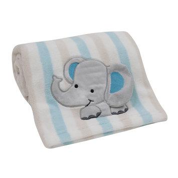 Bedtime Originals/lambs & Ivy Lambs & Ivy Zoomba Elephant Stripes Blanket