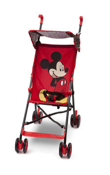 Delta Enterprise Corp Mickey Umbrella Stroller