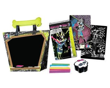 Monster High Chalkboard Artist Tote - M + G ENTERPRISES