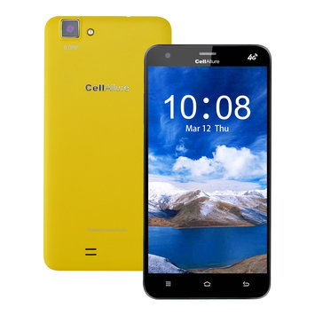 CellAllure Cool 5.5-inch Unlocked GSM 8GB Android 4.4.2 Smartphone