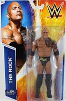 Mfg Id For Dot.com Items The Rock - WWE Series 53 Toy Wrestling Action Figure