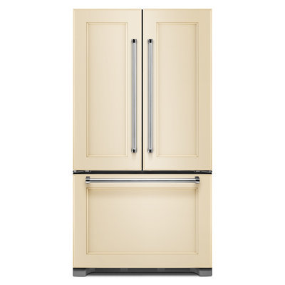 KitchenAid KRFC302EPA 22.0 Cu. Ft. Custom Panel Counter Depth French Door Refrigerator