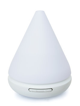SPT Humidifiers Ultrasonic Aroma Diffuser Humidifier Whites SA-005