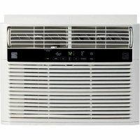 Frigidaire Company Kenmore Elite 8000 BTU 115V Window-Mounted Mini-Compact Air Conditioner - White