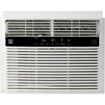 Frigidaire Company Kenmore Elite 18 500 BTU 230V Window-Mounted Mini-Compact Air Conditioner - White