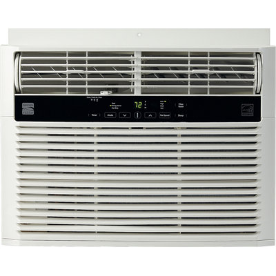 Frigidaire Company Kenmore Elite 12000 BTU 115V Window-Mounted Mini-Compact Air Conditioner - White