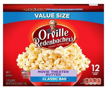 Conagra Movie Theater Butter Popcorn 12 ct 39.42 oz