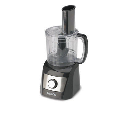 Nesco Fp-300 Food Processor - 3 Cup [capacity] - 2 Speed - Black, Clear (fp-300)