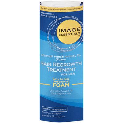 Mygofer Unscented Foam, Hair Regrowth Treatment, Minoxidil Tropical Aerosol, 2.11 oz (60 g)