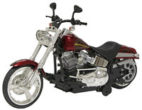 New Bright 12-inch Battery Operated Harley Davidson Softail Motorcylce