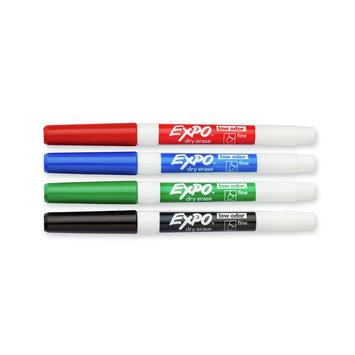 Rose Art Industries Inc. Markers 4Pk Fine Dry Erase