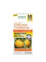 Garcinia Cambogia 100% Pure Caplets Bonus Pack 100 Ct.