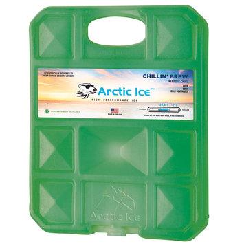 David Shaw Silverware Na Ltd Arctic Ice, LLC Chillin Brew 28 Degree Collegiate Green Ice Panel-XL