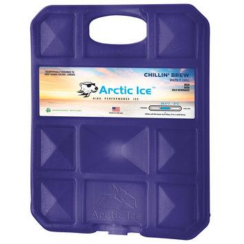 David Shaw Silverware Na Ltd Arctic Ice, LLC Chillin Brew 28 Degree Collegiate Purple Ice Panel-XL