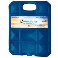 David Shaw Silverware Na Ltd Arctic Ice, LLC Chillin Brew 28 Degree Collegiate Navy Ice Panel-XL
