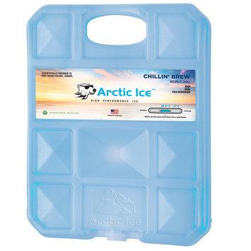 David Shaw Silverware Na Ltd Arctic Ice, LLC Chillin Brew 28 Degree Collegiate Light Blue Ice Panel-XL