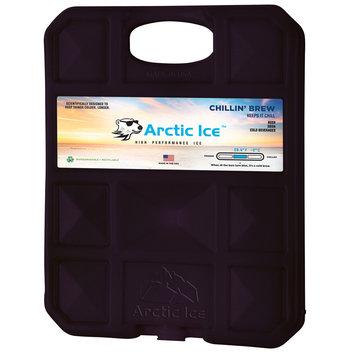 David Shaw Silverware Na Ltd Arctic Ice, LLC Chillin Brew 28 Degree Collegiate Black Ice Panel-XL