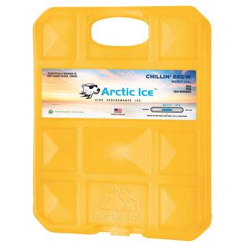 David Shaw Silverware Na Ltd Arctic Ice, LLC Chillin Brew 28 Degree Collegiate Golden Yellow Ice Panel-XL