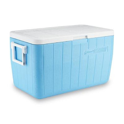 Coleman 48QT Cooler - Light Blue