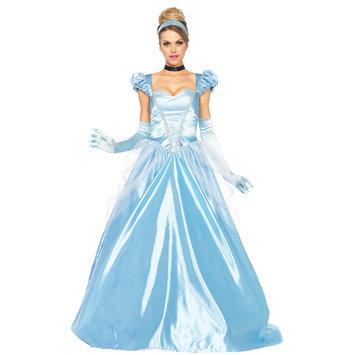 Leg Avenue Disney Classic Cinderella Adult Costume Medium
