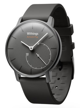 Majestic Industries, Inc. Withings Activite Pop Smart Watch - Shark Gray