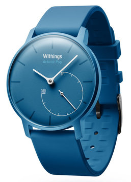 Majestic Industries, Inc. Withings Activite Pop Smart Watch - Bright Azure