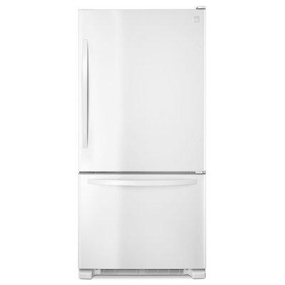 Kenmore 22 cu. ft. Single Door Bottom Freezer - White