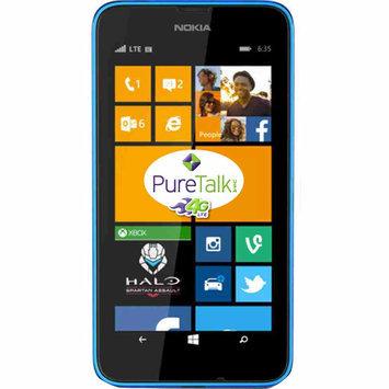 Cam Consumer Products, Inc. PureTalk Nokia Lumia 635 Smartphone