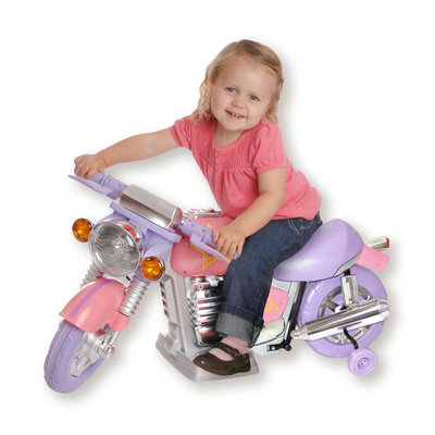 New Star 6V Super Motorcycle Ride On Toy