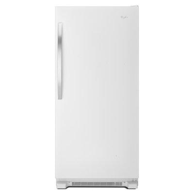 Whirlpool - Sidekicks 17.7 Cu. Ft. Refrigerator - White