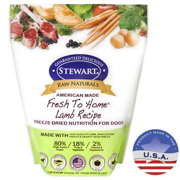 Gimborn Pet Specialties-Raw Naturals Freeze Dried Dog Food- Lamb 12 Ounce 402965