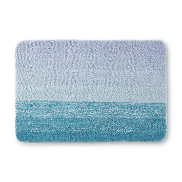 Allure Home Essential Home Bath Rug - Ombre