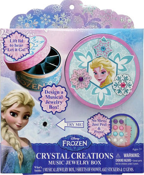 Tara Toys Frozen Crystal Musical Jewelry Box