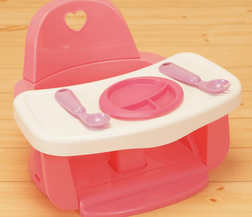 Winner Toys Manufactory Ltd. Baby Doll Portable Booster Seat