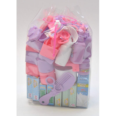 Winner Toys Manufactory Ltd. Large 60-Piece Baby Accessory Set