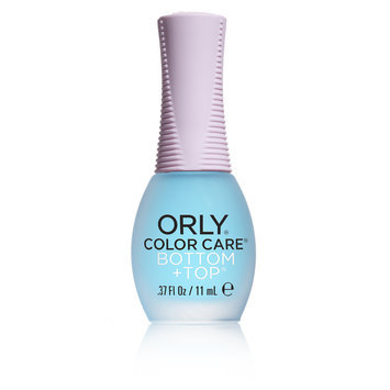 Orly Color Care Bottom + Top Basecoat & Topcoat Nail Treatment