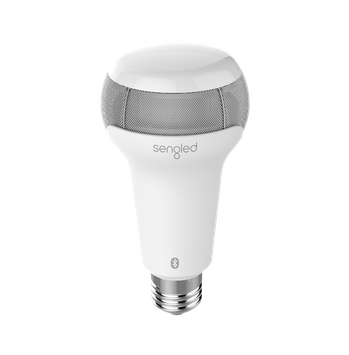 Qvc Sengled Pulse Solo LED Bulb w/ Dual-Channel Bluetooth Speaker