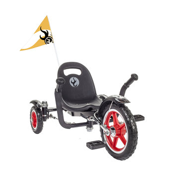 Asa Products Inc Mobo Tot Rockabilly: A Toddler's Ergonomic Three Wheeled Cruiser