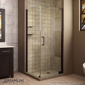 Dreamline SHEN-4130301 Oil Rubbed Bronze Dreamline SHEN-4130301